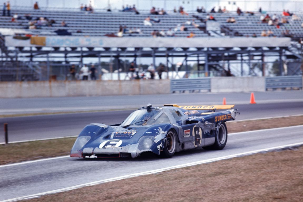 Penske-White Racing Ferrari 512 M driven by Mark Donohue and David Hobbs (photo: Ferrari)