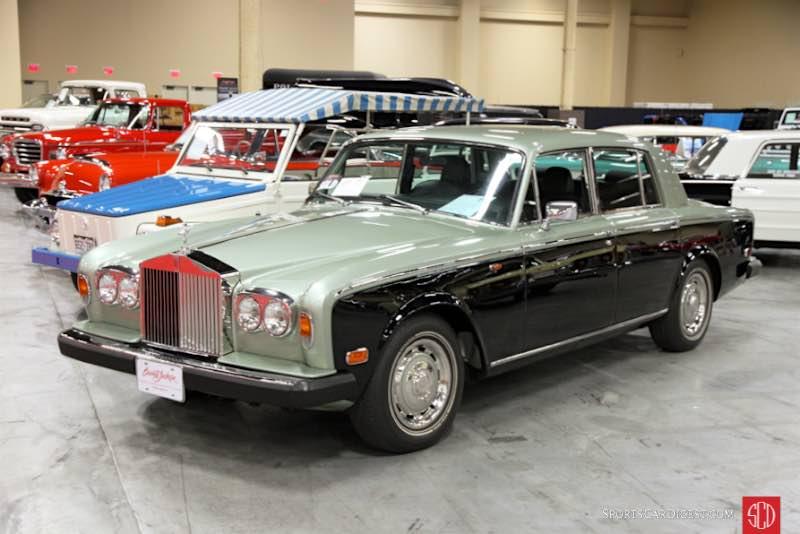 1979 Rolls-Royce Silver Shadow II 4-Dr. Sedan