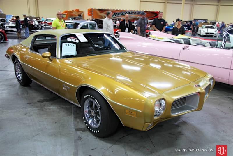 1970 Pontiac Firebird Esprit Coupe