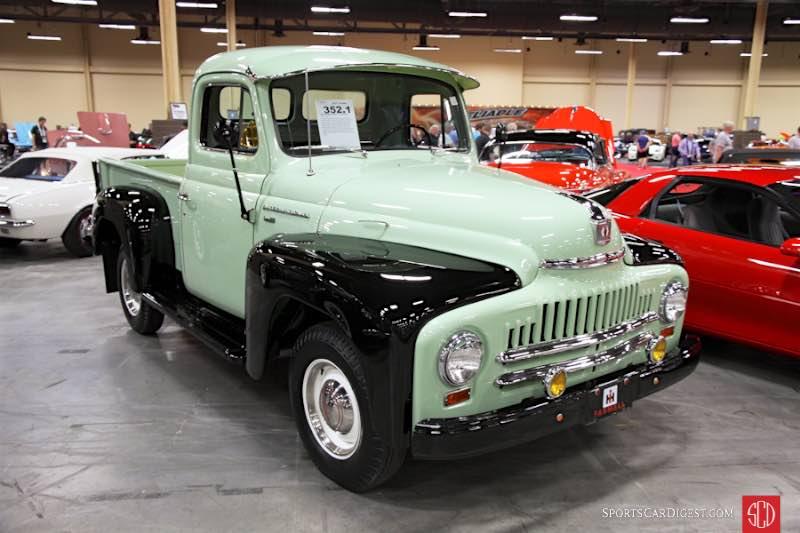 1952 International (IHC) L-110 Pickup