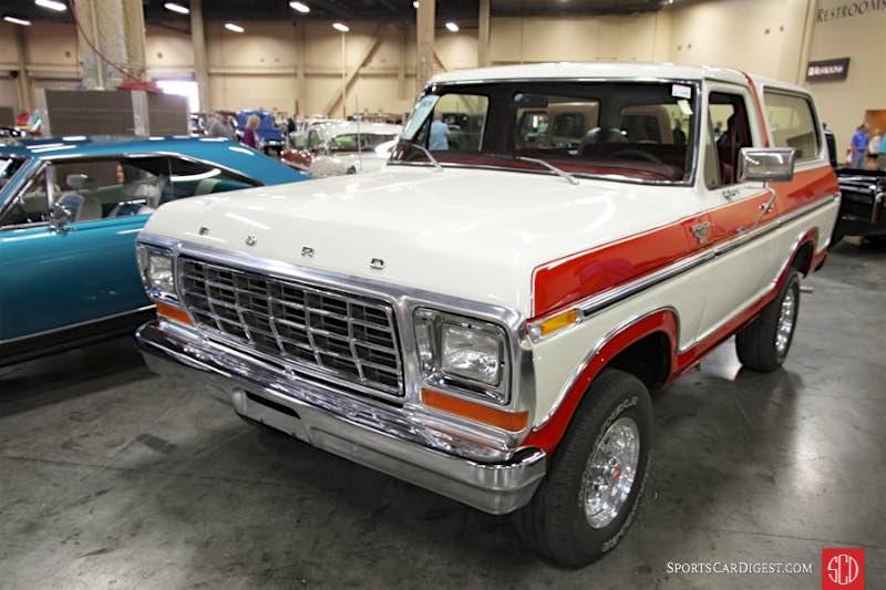 1978 Ford Bronco Ranger XLT Wagon 4x4