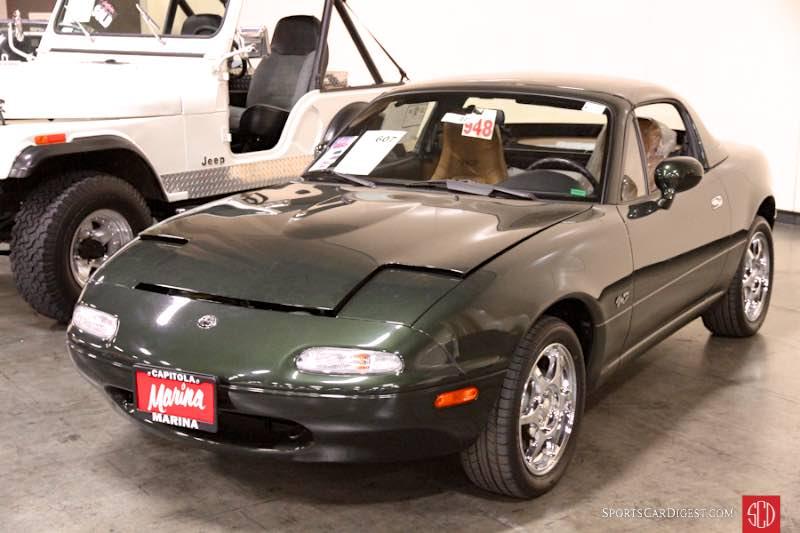 1997 Mazda MX-5 Miata M-Edition Convertible