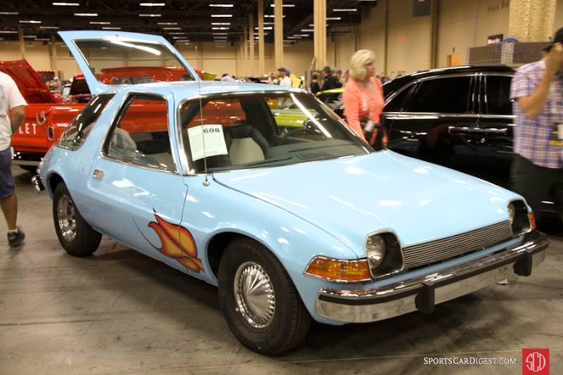 1976 American Motors Pacer Sedan
