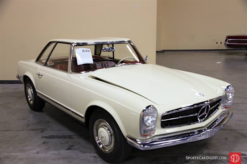 1965 Mercedes-Benz 230SL Roadster