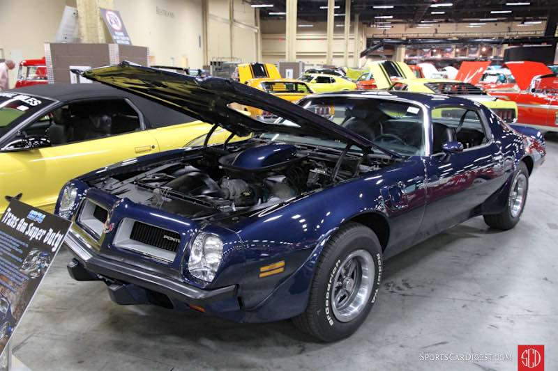 1974 Pontiac Firebird Trans Am Coupe