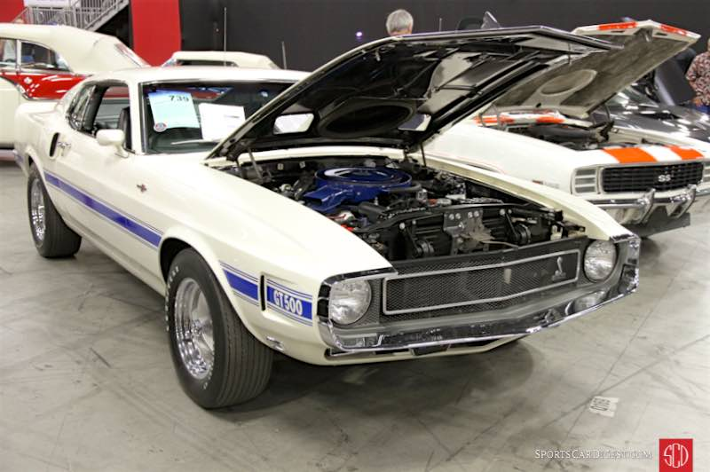 1969 Shelby Mustang GT500 SportsRoof