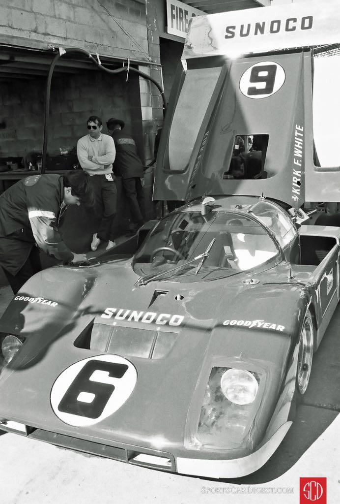 Penske's Ferrari 512M was considered the best prepared racing Ferrari ever (Photo: Lou Galanos)