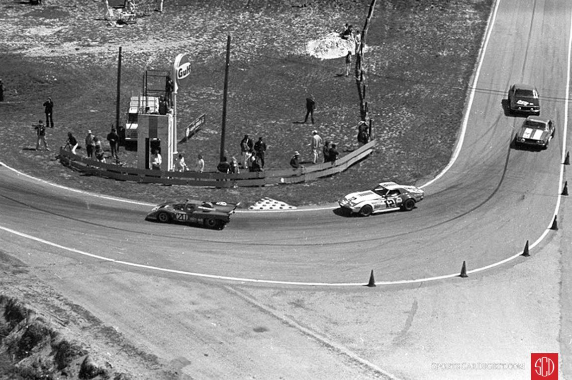 The infamous Hairpin Turn where many a car ended the race (Photo: www.autosportsltd.com)