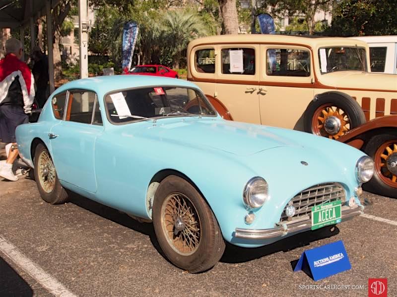 1963 AC Aceca Coupe