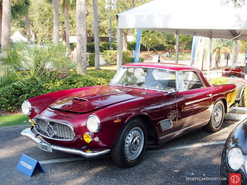 1960 Maserati 3500 GT Coupe, Body by Touring
