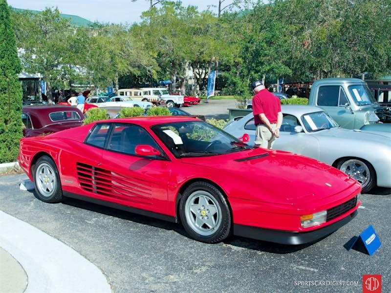 1980 Ferrari Testarossa Coupe