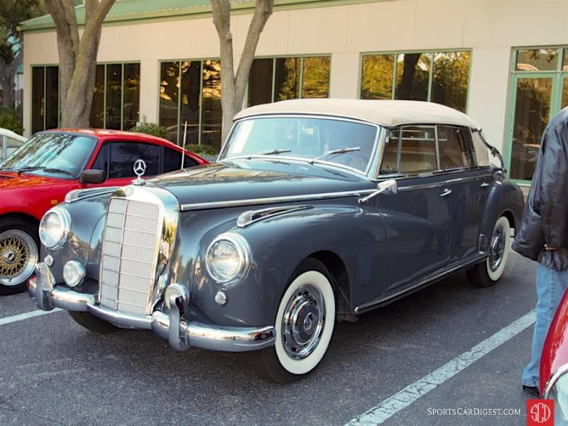 1956 Mercedes-Benz 300c Cabriolet D