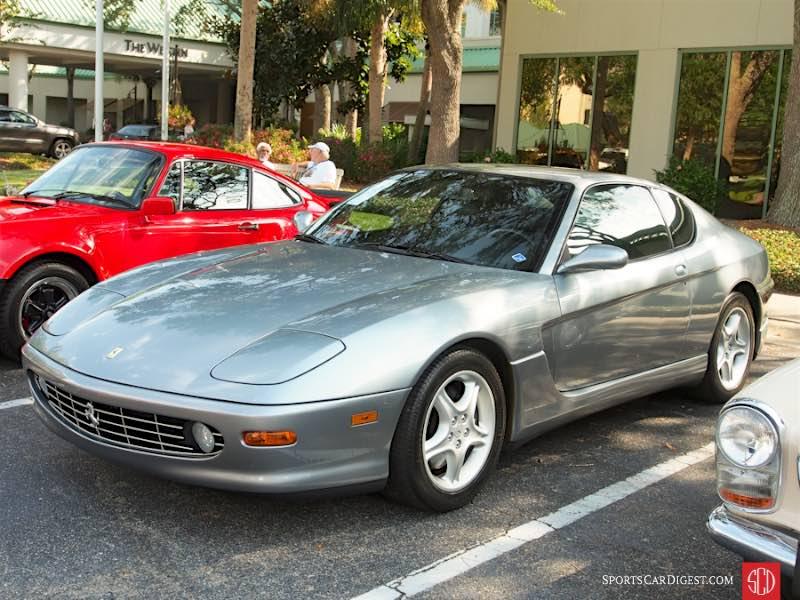 2000 Ferrari 456M GTA Coupe