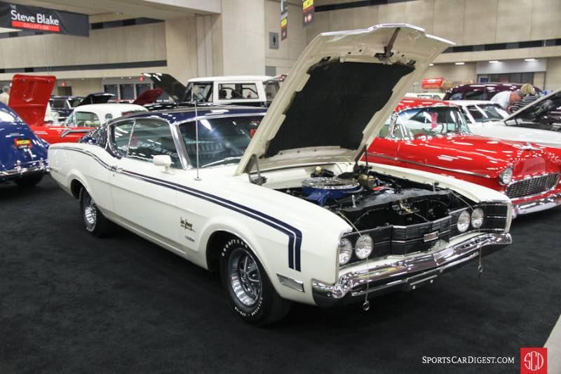 1969 Mercury Cyclone Spoiler Fastback