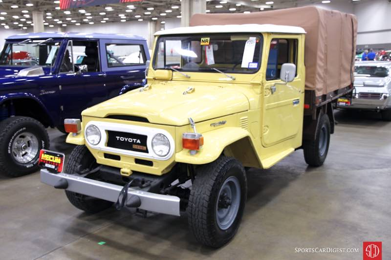 1979 Toyota FJ55 Land Cruiser Station Wagon 4x4