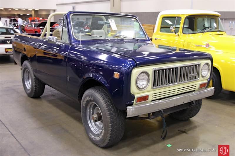 1975 International (IHC) Scout II XLC Pickup 4x4