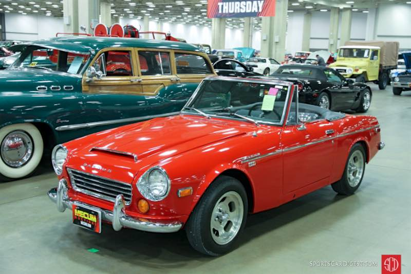 1970 Datsun 1600 Convertible