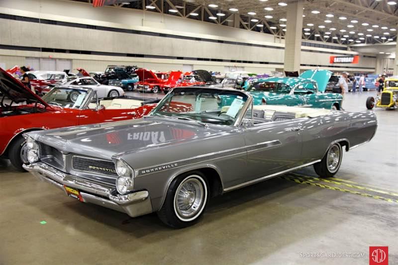 1963 Pontiac Bonneville Convertible