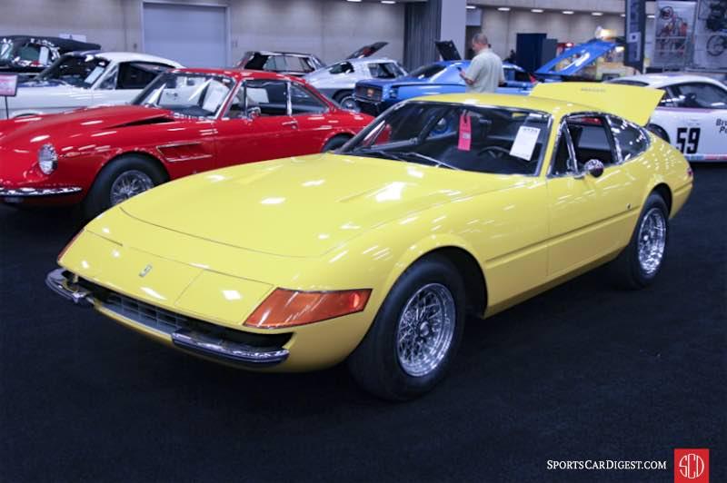 1973 Ferrari 365 GTB/4 Daytona Coupe, Body by Pininfarina