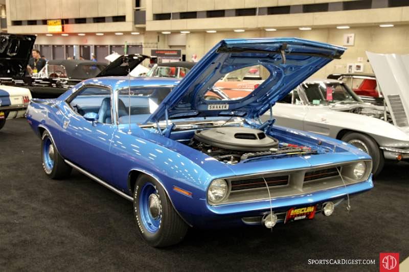 1970 Plymouth 'Cuda Hemi 2-Dr. Hardtop