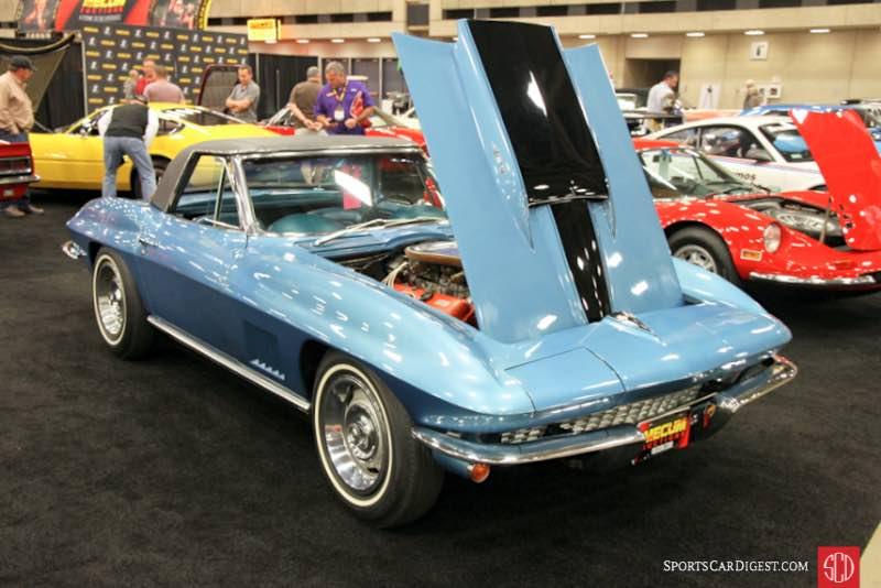 1967 Chevrolet Corvette 427/435 Convertible