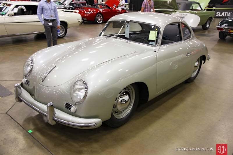 "1953 Porsche 356 ""Pre-A"" Coupe, Body by Reutter"
