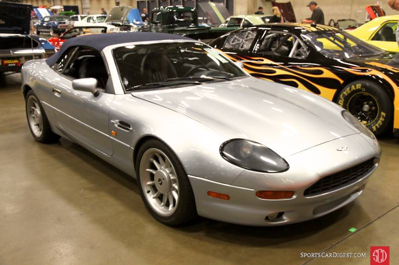 1998 Aston Martin DB7 Convertible