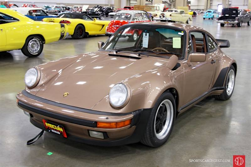 1988 Porsche 911 Turbo 930 Coupe