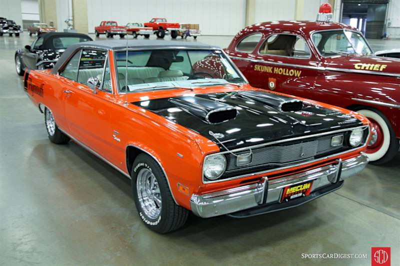 1971 Plymouth Valiant Scamp 2-Dr. Hardtop