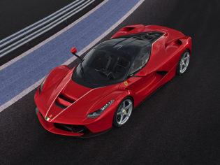 Ferrari LaFerrari auction