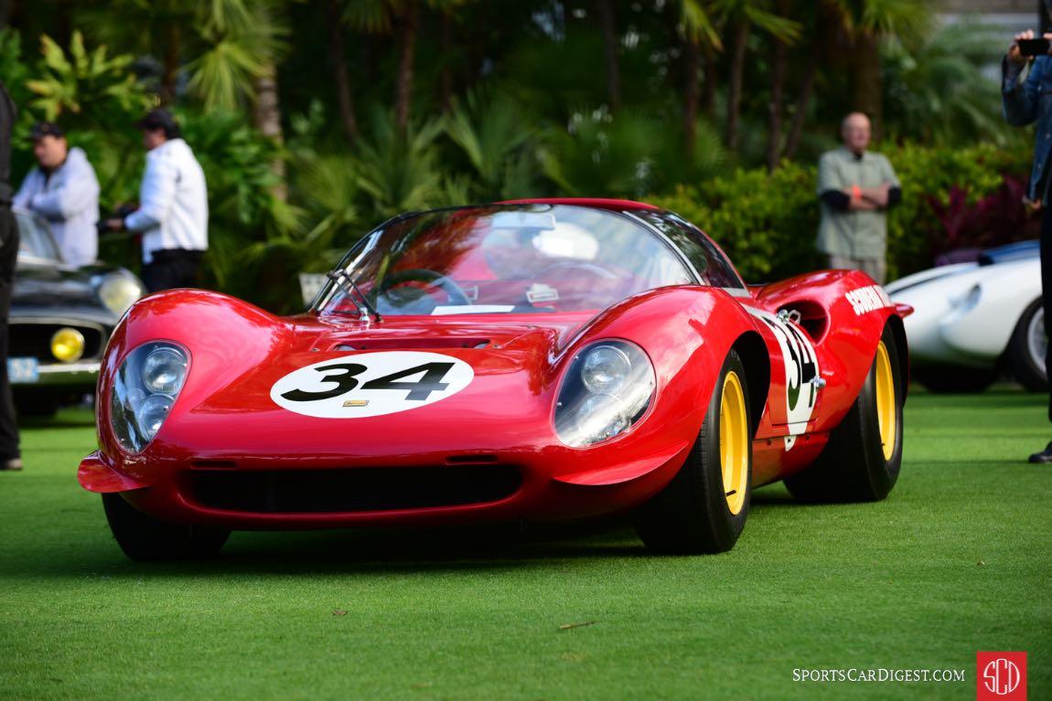 1966 206 SP Dino- s/n: 026.