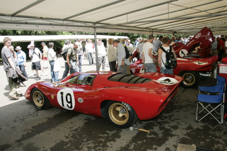 Ferrari 312P