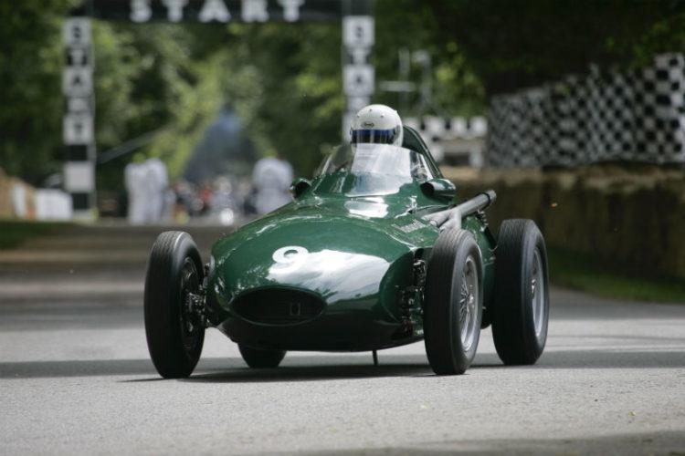 1958 Vanwall F1