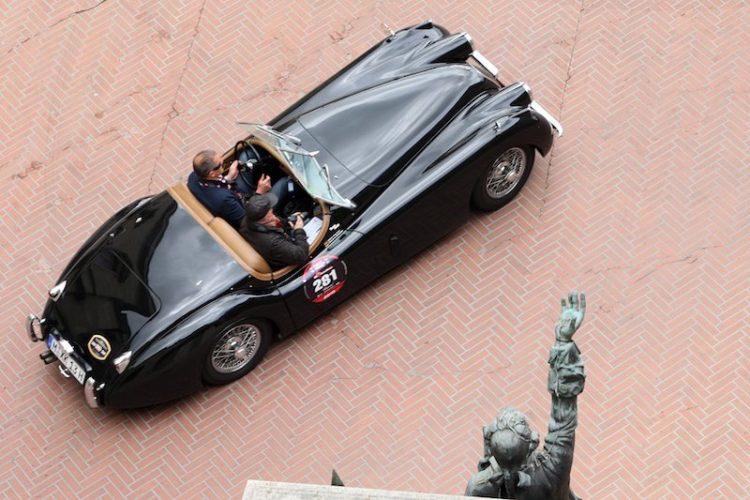 1953 Jaguar XK 120 OTS SE