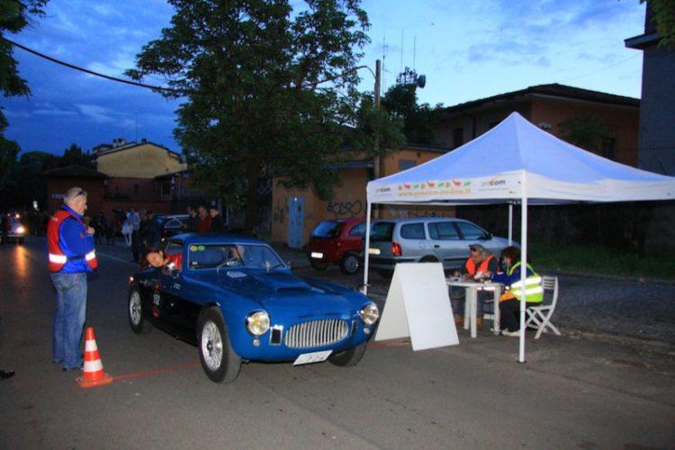 Did we cross the line? 1952 Fiat 8V Zagato