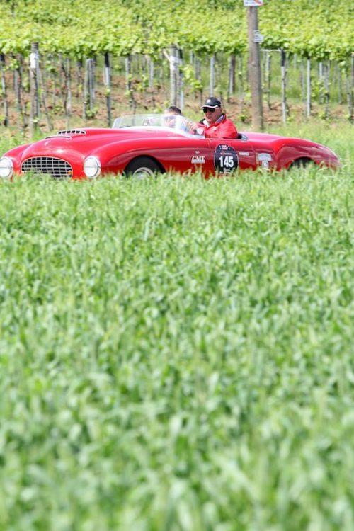 1952 Siata Daina 1400 GS