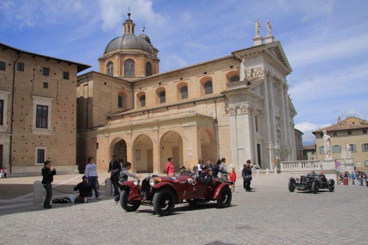 1933 Alfa Romeo 6C 1500 Gran Sport and 1931 Aston Martin Team Car LM7