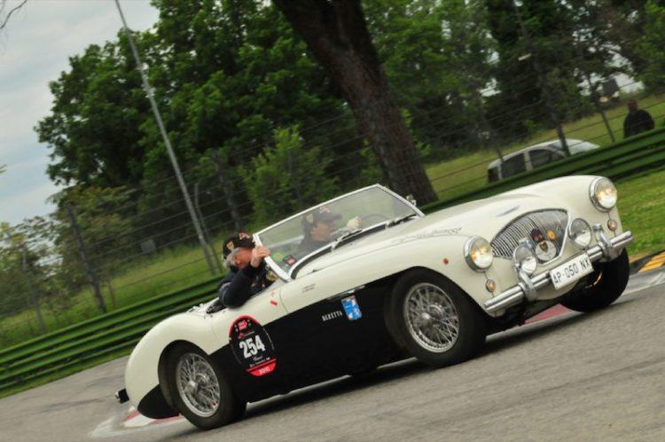 1955 Austin-Healey 100 BN2
