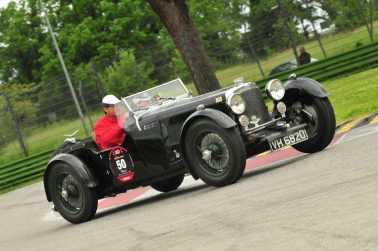 1933 Aston Martin Le Mans