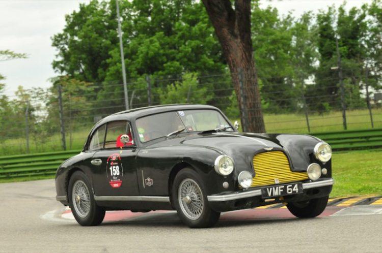 1952 Aston Martin DB2 Team Car