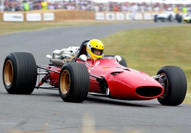 Ferrari 312