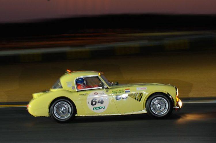 1961 Austin Healey 3000