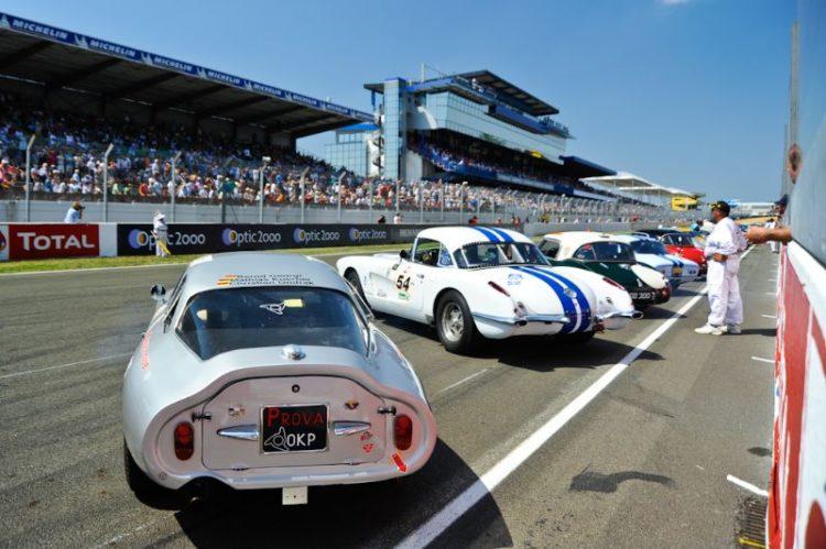 Group 3 Le Mans Start