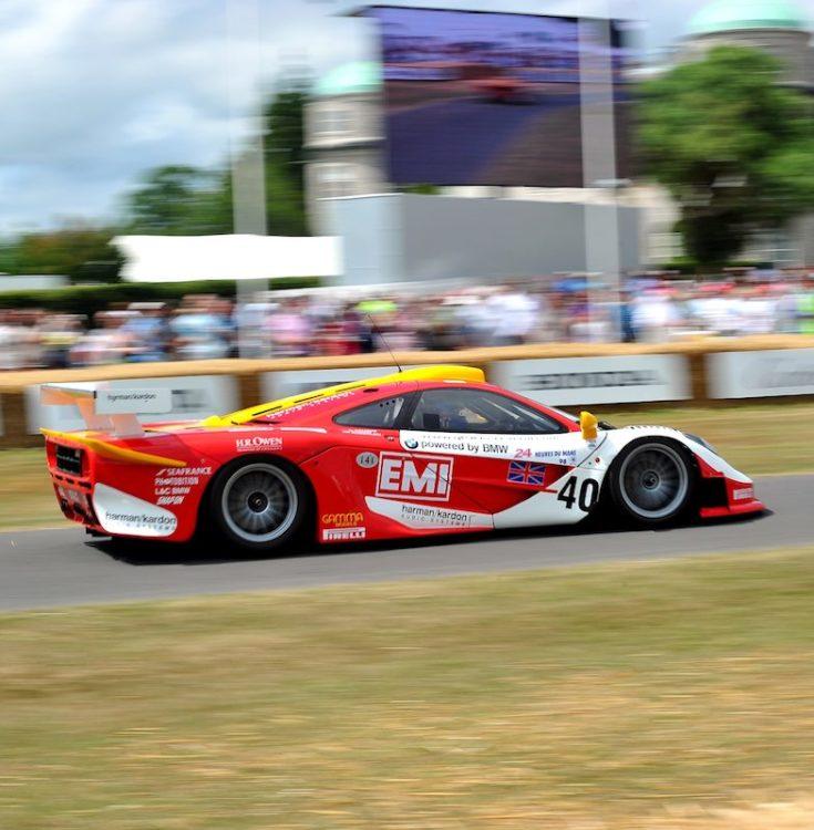 McLaren F1 GTR Long-Tail
