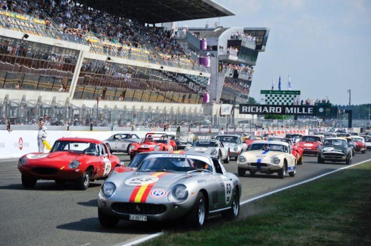 Le Mans Start