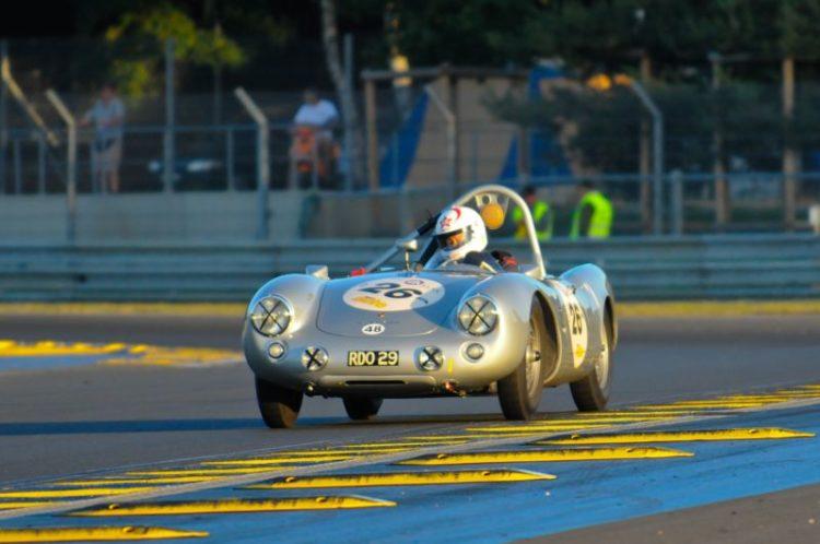 1954 Porsche 550A 1500 RS