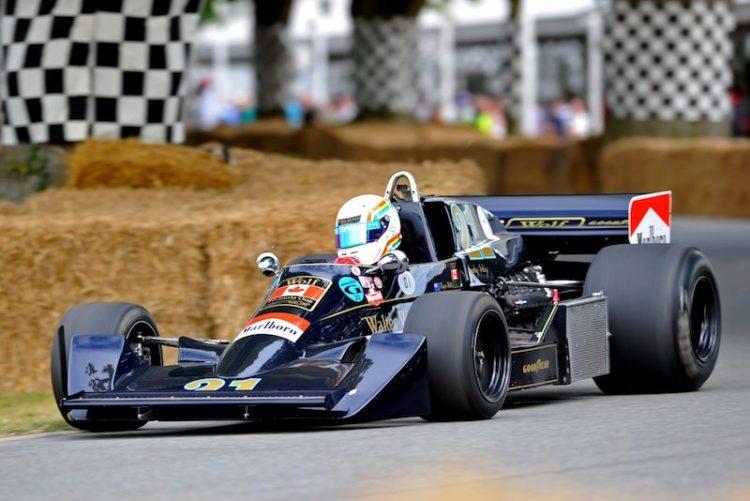 Williams-Cosworth FW05