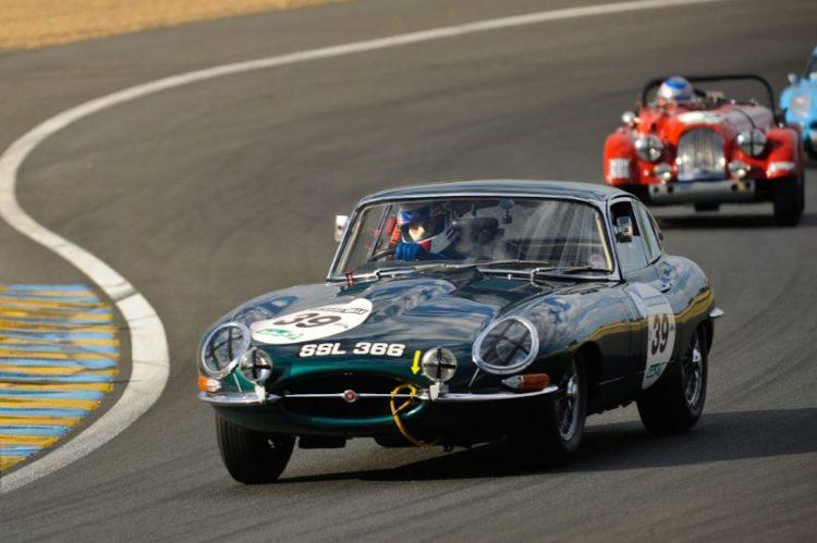 1961 Jaguar Type E 3.8L