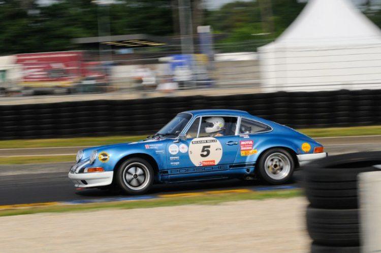1972 Porsche 911 ST 2.5L