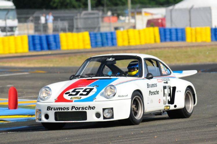 1974 Brumos Porsche 911 RSR 3.0L